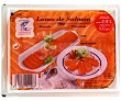 Lomos de salmón ahumado Bandeja 100 g Ahumados Domínguez