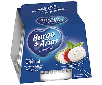 Burgo de Arias Queso fresco natural 250 Gramos