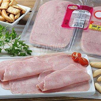ElPozo Jamón cocido Pack de 2x190 g