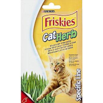 Friskies Purina Hierbas frescas para gatos Pack 1 unid