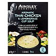 Sopa tailandesa de pollo 69 g Ainsley Harriot