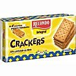 Crackers integrales Paquete 250 g Recondo