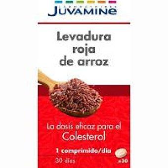 Juvamine Levadura roja de arroz 30 uds