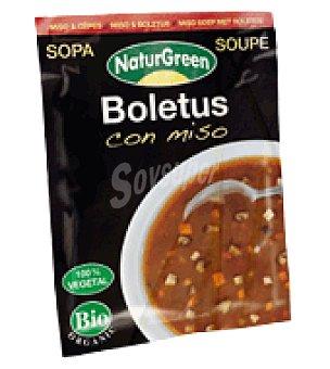 Naturgreen Sopa Boletus con miso 40 g