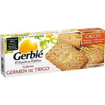 Gerblé Galletas de germen de trigo con calcio Envase 210 g