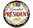 Queso camembert entero Caja 250 g President