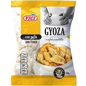 VICI Gyoza Empanadillas de pollo masa ultra fina  bolsa 400 g