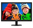 "Monitor PC 27"" LED, Full HD 1920 x 1080, formato 16:09. PHILIPS 273V5LHSB/00"