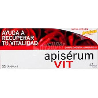 APISERUM Apiserum vitaminado en cápsulas Pack 30 unid