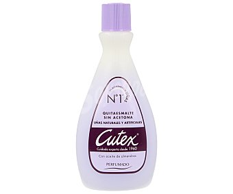 Cutex Quitaesmalte sin acetona Bote 100 ml