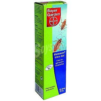 BAYER GARDEN Blattanex Cebo en gel para cucarachas de uso doméstico y alta eficacia 20 g