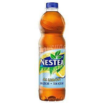 Nestea Bebida de té al limón sin azúcar Botella de 1,5 litros