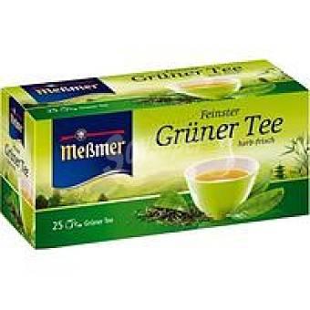 Mebmer Infusión Té verde Caja 43,75 g