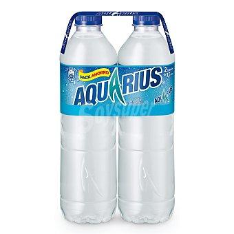 Aquarius Bebida isotónica limón Pack 2 botella 1,5 l