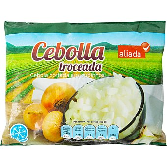 Aliada Cebolla troceada Bolsa 300 g