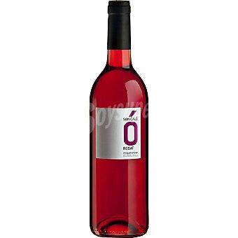 CELLER SON CALO Vino rosado D.O. Pla i Llevant de Mallorca botella 75 cl Botella 75 cl