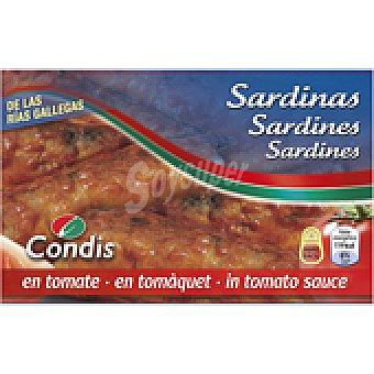 Condis Sardinas tomate 120 GRS