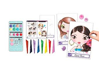 Cife Set de maquillaje con plantillas y accesorios 1 unidad