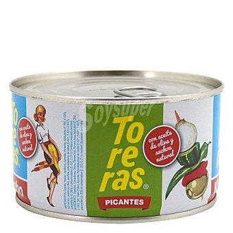 Kimbo Toreras picantes con anchoa 120 g