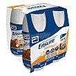 Complemento alimenticio con proteína, vitaminas y minerales de chocolate pack de 4 unidades de220 ml Pack 4 x 220 ml Ensure
