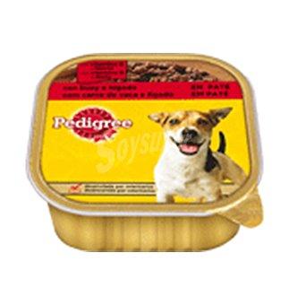 Pedigree Alim.perros buey Lata 300 grs