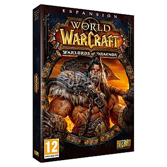 BLIZZARD Videojuego World Of Warcraft: Warlords Of Draenor para pc/mac 1 unidad