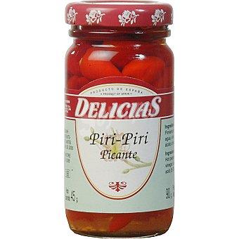 Delicias Pimientos Piri-Piri Frasco 45 g neto escurrido