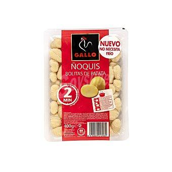Gallo Ñoquis bolitas de patatas 400 g