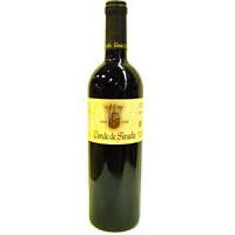 R. Del Duero Conde de Siruela Vino Tinto Reserva Botella 75 cl