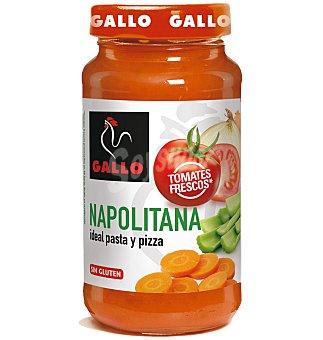 NAPOLITANA Salsa gallo 260 G
