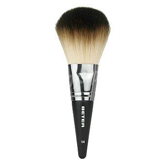 Beter Brocha de maquillaje de pelo sintetico 1 ud