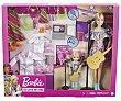 Muñecas Y shelly con vestidos y accesorios de profesiones, barbie. Barbie