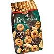 Biscotti e Wafers surtido de galletas bolsa 400 g Bolsa 400 g Kuchen meister