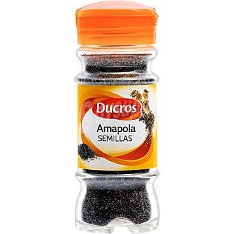 Ducros Semillas de amapola frasco 48 g frasco 48 g
