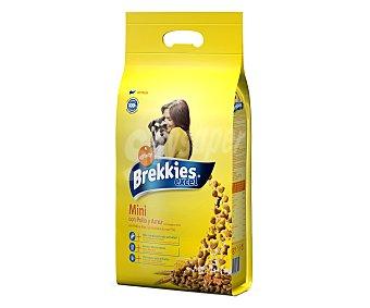 Brekkies Affinity  Comida Seca para Perros: Croquetas Mini 4kg