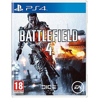 PS4 Videojuego Battlefield 4  1 Unidad