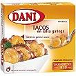 Tacos de pulpo en salsa gallega 68 g Dani