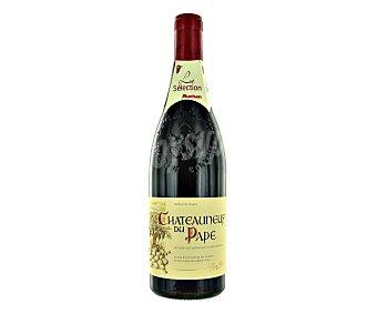 CHATEAUNEUF DU PAPE Vino Tinto pierre Botella de 75 Centilitros