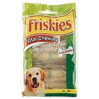 Friskies Purina Mini hueso con calcio para perros Pack 4 unid