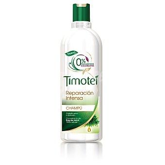 TIMOTEI champú Reparación Intensa con extracto de Rosa de Jericó 0% parabenos para cabello seco  frasco 400 ml