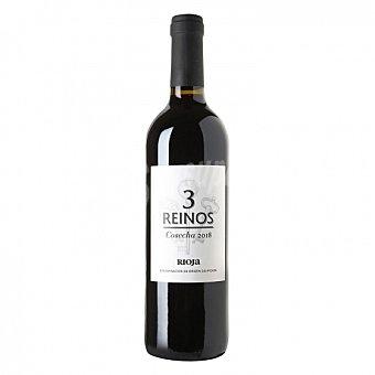 Vino D.O. Rioja tinto 3 Reinos 75 cl 75 cl