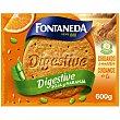 Galletas Digestive soja naranja 600 g Fontaneda