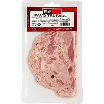 Morte Pavo trufado en lonchas sin gluten Sobre 150 g