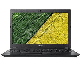 "Acer Portátil 39,62cm (15.6"") Aspire A315-53-54P9, Intel Core i5-8250U, 8GB Ram, 1TB, Intel UHD Graphics 620, Windows 10"