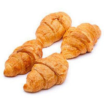 Mini croissant Bandeja 10 unid