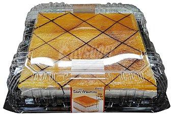 Deleites Tarta San Marcos 24 raciones (cuadrada) pastelería congelada horno 1700 g
