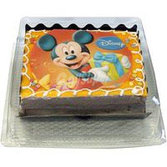 La Pasteleria Tarta infantil mini cuadrada 450 g