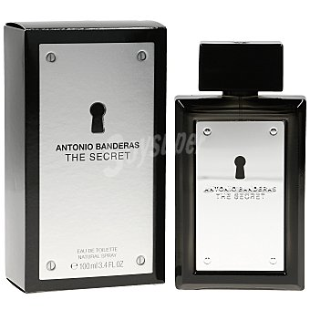 Antonio Banderas Colonia Antonio Banderas Secret 100 ml