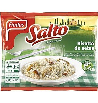 Findus Risotto de setas Salto Bolsa 350 g