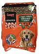 Comida perro adulto razas medianas y grandes mix con buey, pollo, verduras y arroz Paquete 4 kg Compy